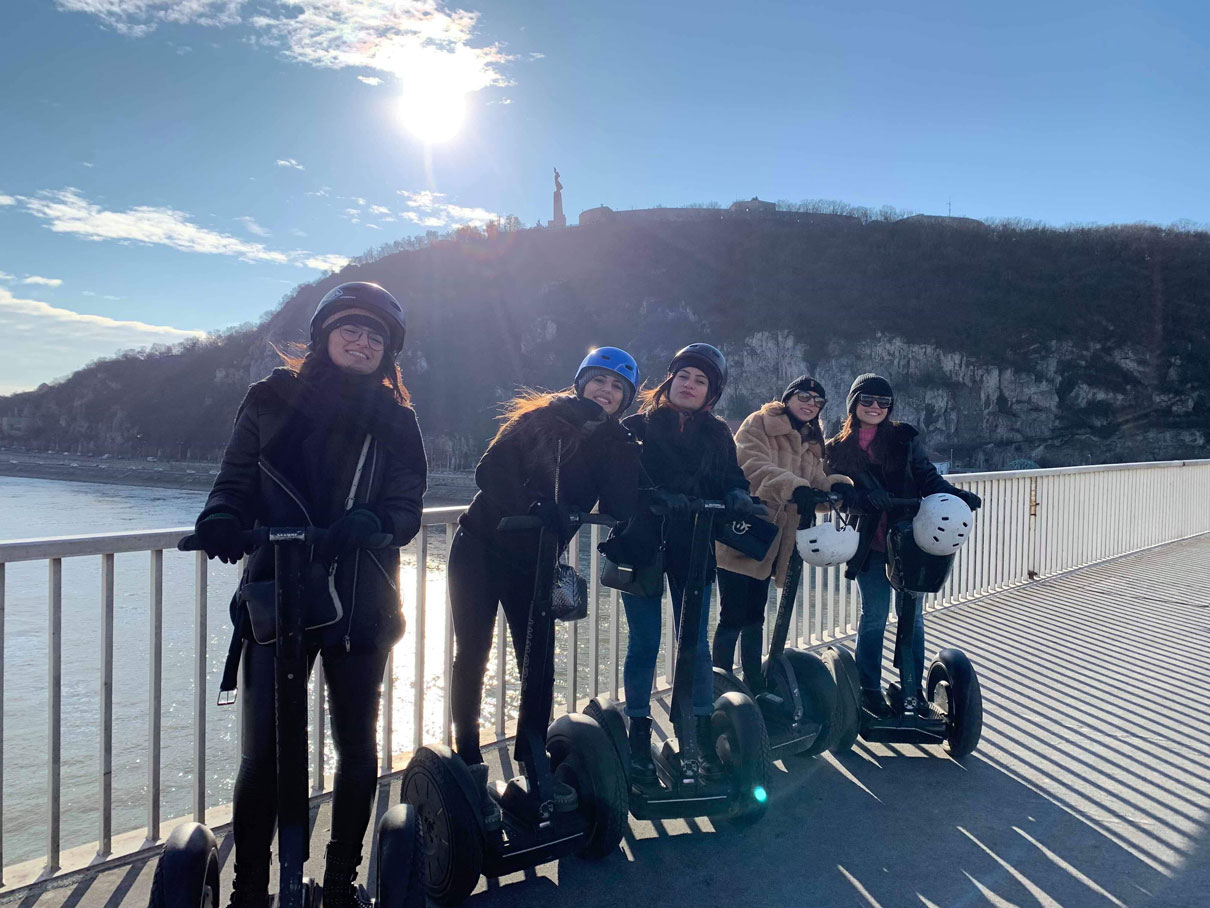 Budapest 3-Hour Superior Segway Sightseeing Tour