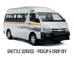Transport / pickup - drop off  - Cape Town