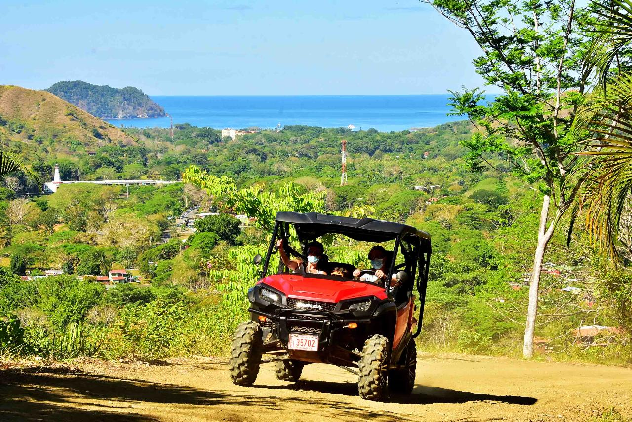 DOUBLE 3 HRS BUGGY TOUR & WATERFALLS