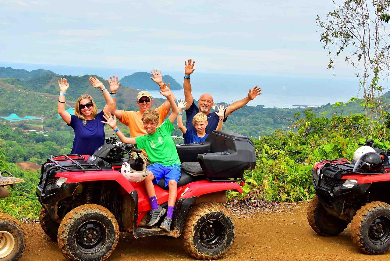 DOUBLE 3 HRS ATV TOUR & WATERFALLS