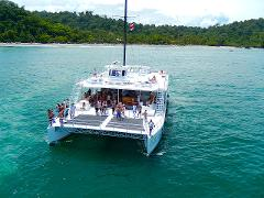 OCEAN KING CATAMARAN FROM JACO BEACH