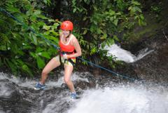 CANYONING / WATERFALL RAPPELLING