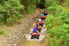 4 HRS SINGLE ATV & WATERFALLS AND LUNCH