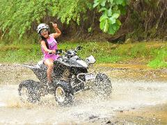 3 HRS SINGLE ATV & WATERFALLS
