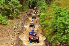 ATV TOUR + CHOCOLATE EXPERIENCE SHORE EXCURSION FROM CALDERA & PUNTARENAS