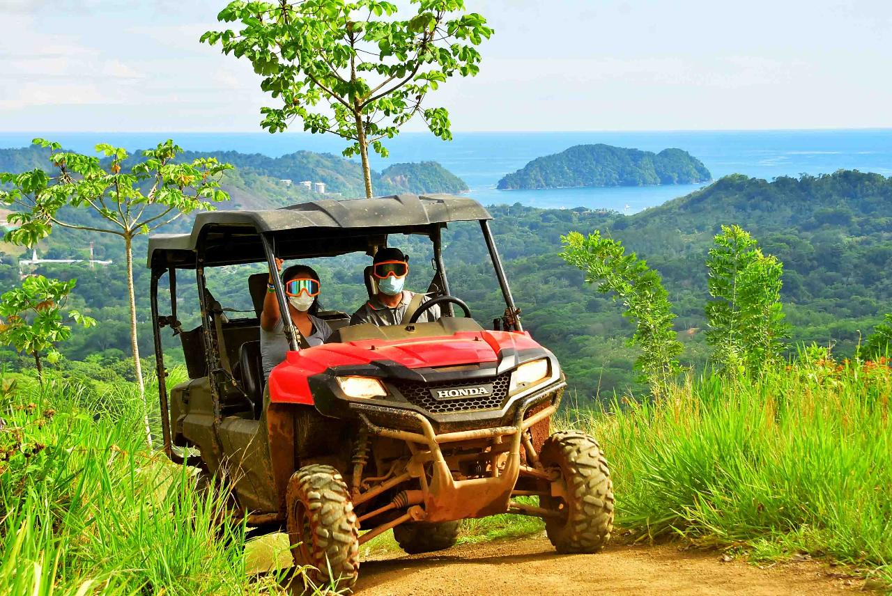 DOUBLE 2 HRS BUGGY JUNGLE ADVENTURE