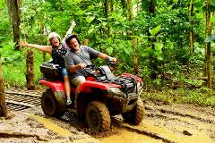 DOUBLE 2 HRS ATV JUNGLE ADVENTURE