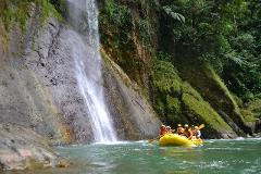PACUARE RIVER WHITE WATER RAFTING ADVENTURE FROM SAN JOSE