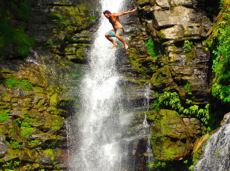 THE EXTREM WATERFALL TOUR