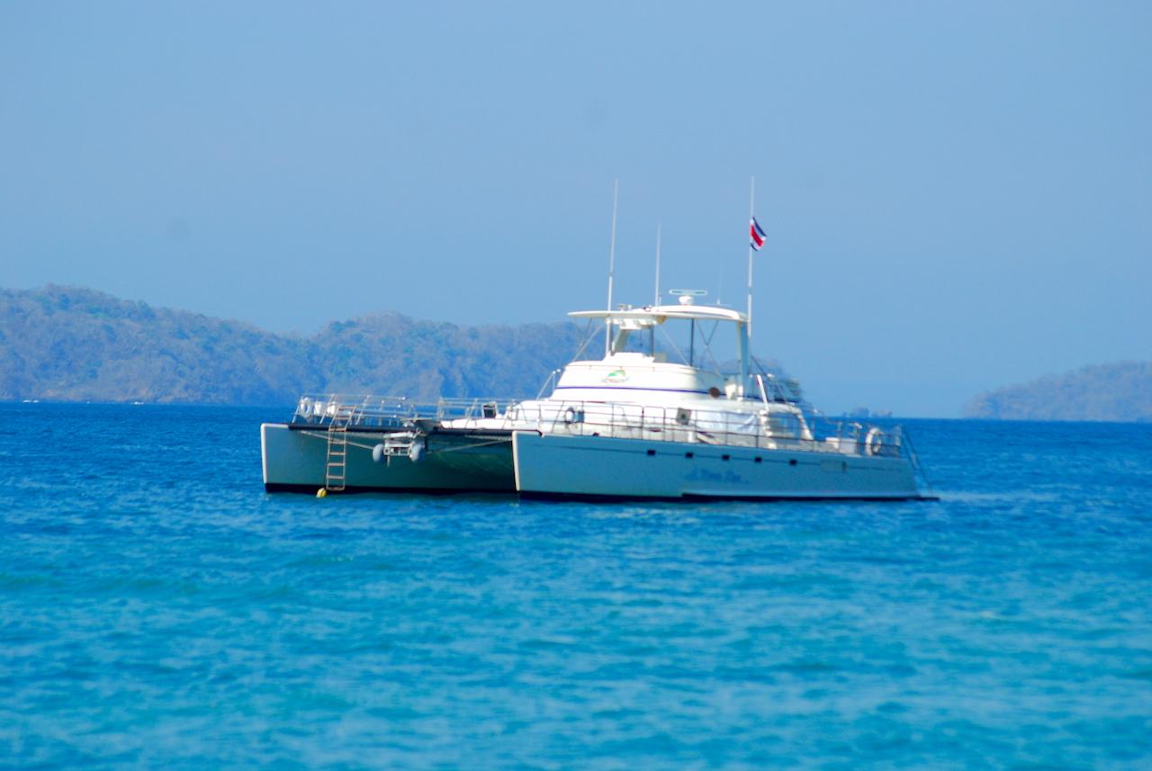 CALYPSO TORTUGA ISLAND DAY TOUR FROM JACO BEACH