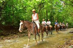 HORSEBACK RIDING & WATERFALLS