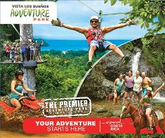 ONE DAY ADVENTURE COMBO TOUR FROM SAN JOSE