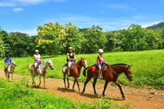HORSEBACK RIDING + CHOCOLATE EXPERIENCE SHORE EXCURSION FROM CALDERA & PUNTARENAS