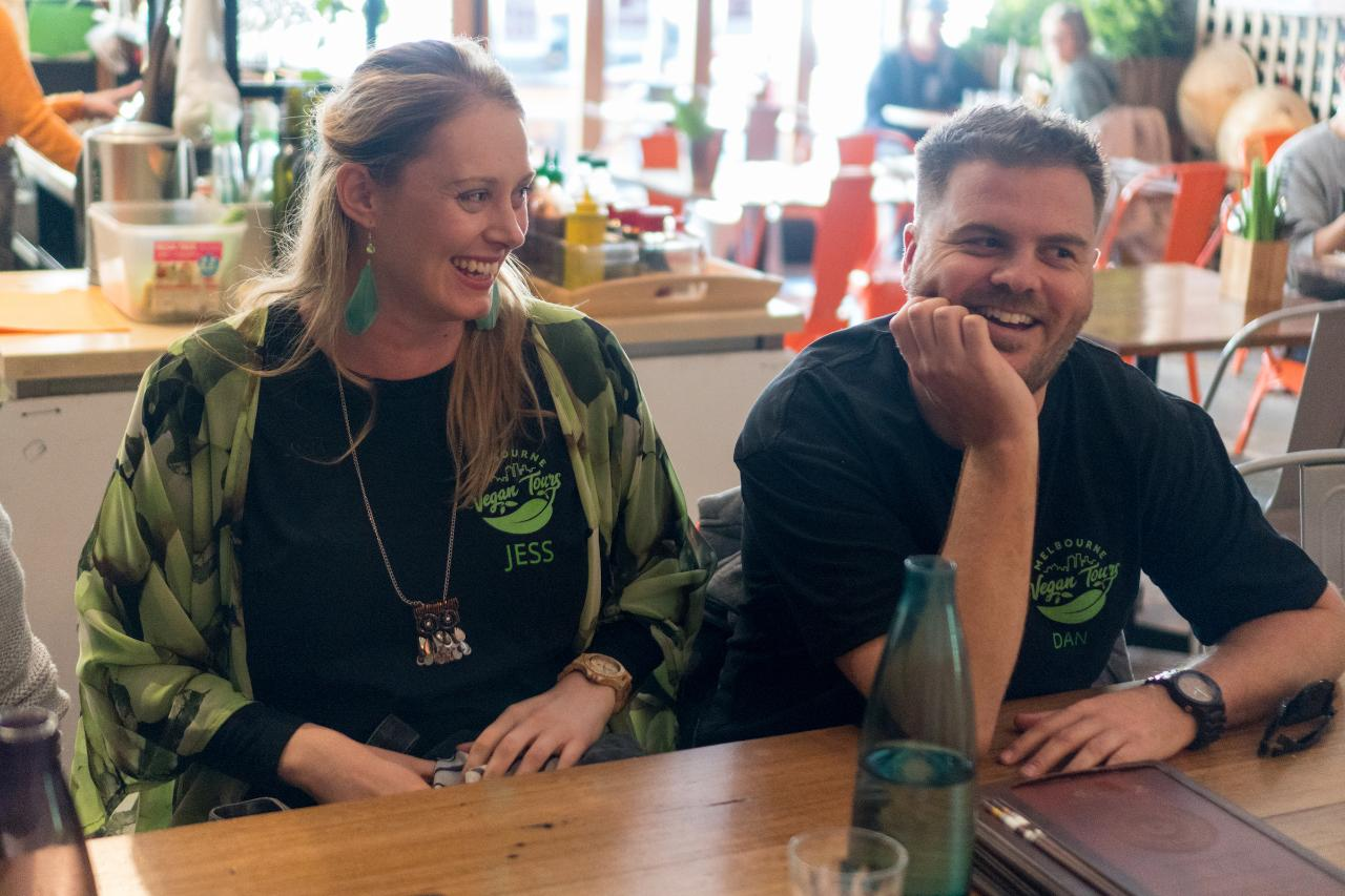 Private Guided Vegan Food & Drink Tour for TWO