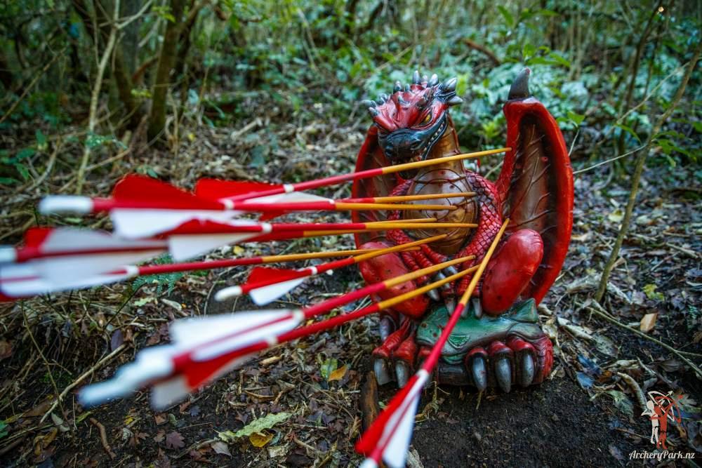 Dragon Hunt Archery Experience