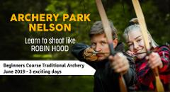 3 Day Beginners Course Traditional Archery June 2019