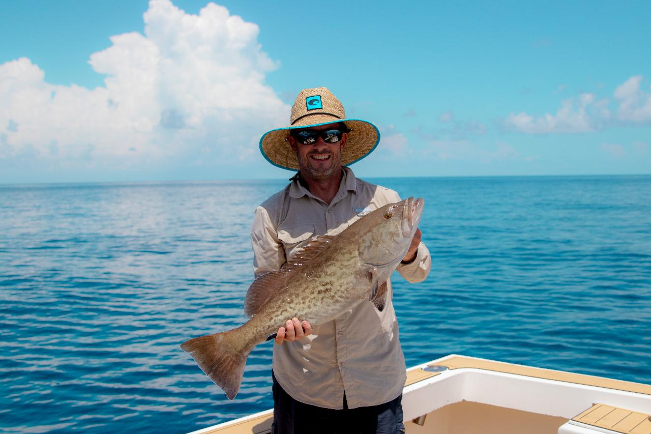 Off Shore 3/4 Day (6 hr) Charter