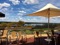 Banrock winery  and wetlands tour