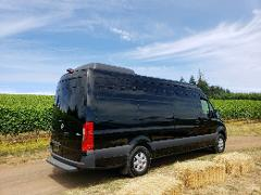 Up to 14 Guests - Hyatt-Regency Oregon Convention Center to Portland International Airport (PDX)