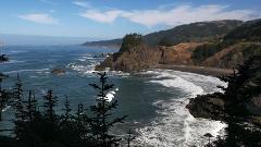 Oregon Central Coast Tour