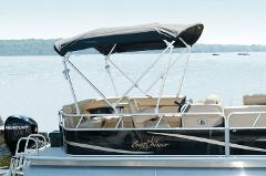 Pontoon Boat 23 ft - Full Day