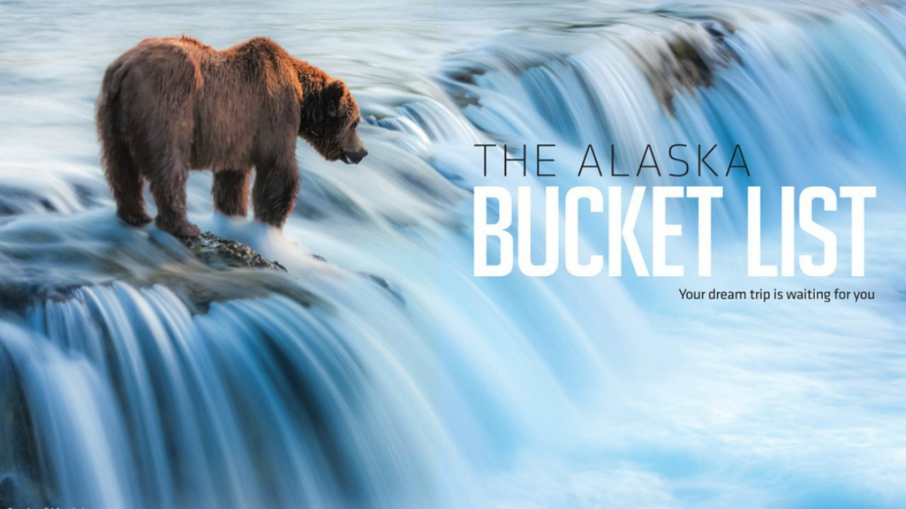 Pakak ( all in ) Tour Alaska 8 Days Leisure Tour