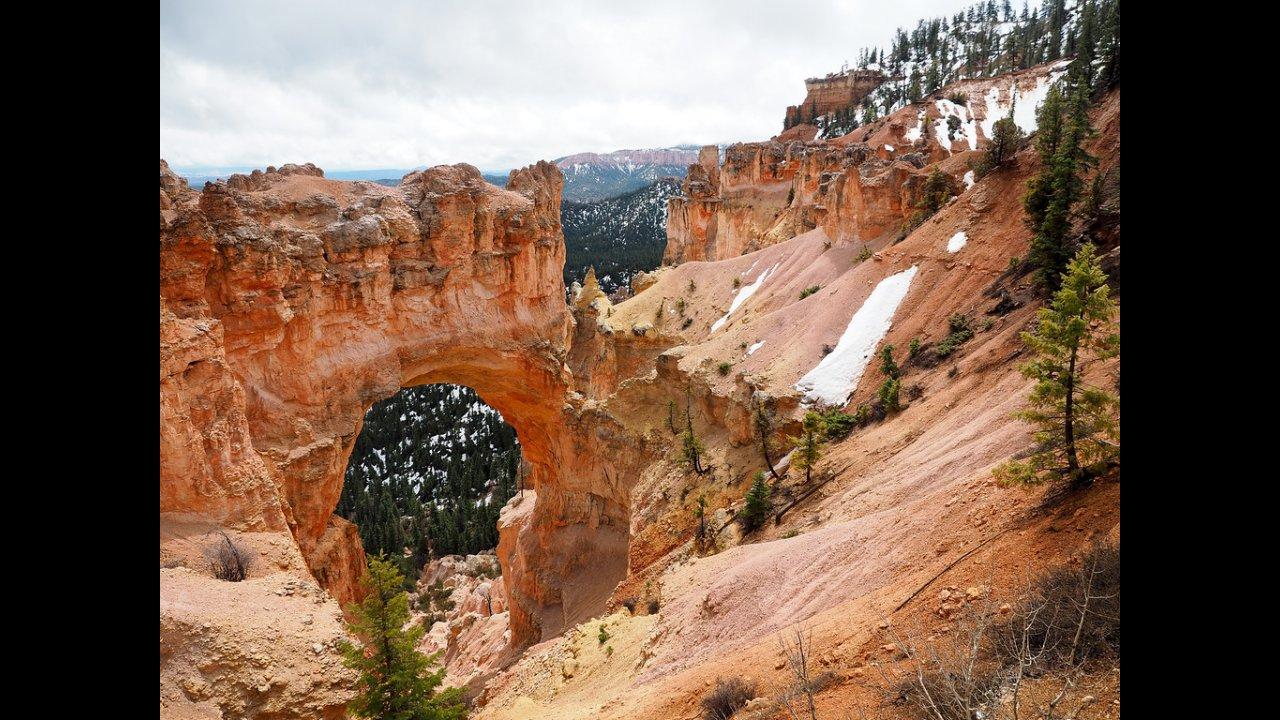 Salt Lake City  Utah Big 5 National Parks Tour