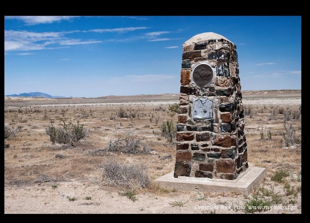 Historical Pony Express Trail of Utah