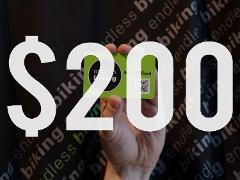Gift Card-$200