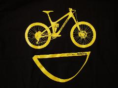 Mens Happy Slayer - Yellow - LARGE