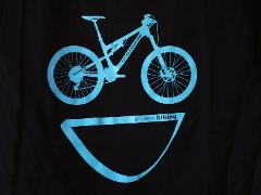 Womens Happy Altitude - Blue - LARGE
