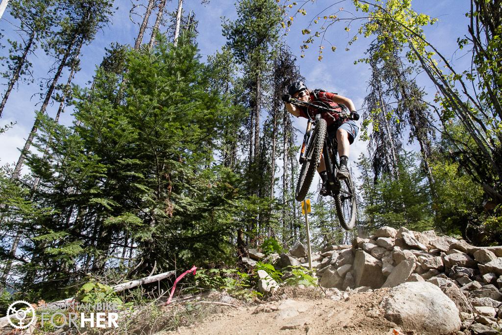 Hot Wheels: Drops, Steeps, Corners - Nelson BC
