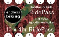 Ride Pass - 2019 - Hardtail / Kids - 10 x 4hr Rides