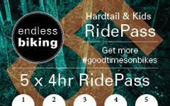 Ride Pass - 2019 - Hardtail / Kids - 5 x 4hr Rides