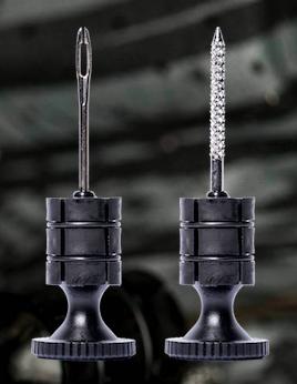 Sahmurai Sword Tire Plug Tool