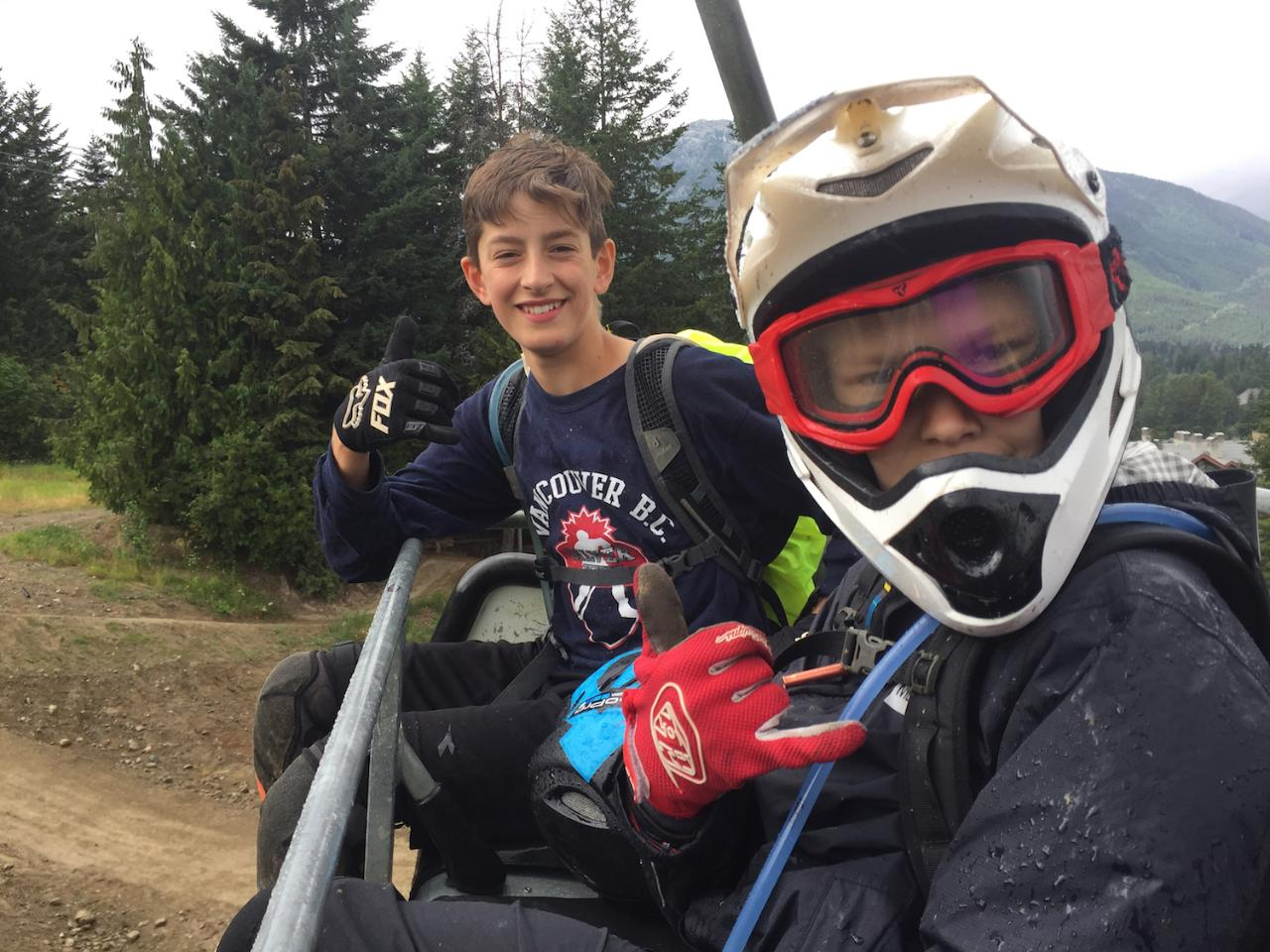 2018 Summer Camp - North Van + Whistler  - Junior