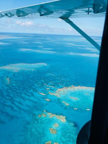 Fly & Cruise Package | Great Barrier Reef | Whitsundays