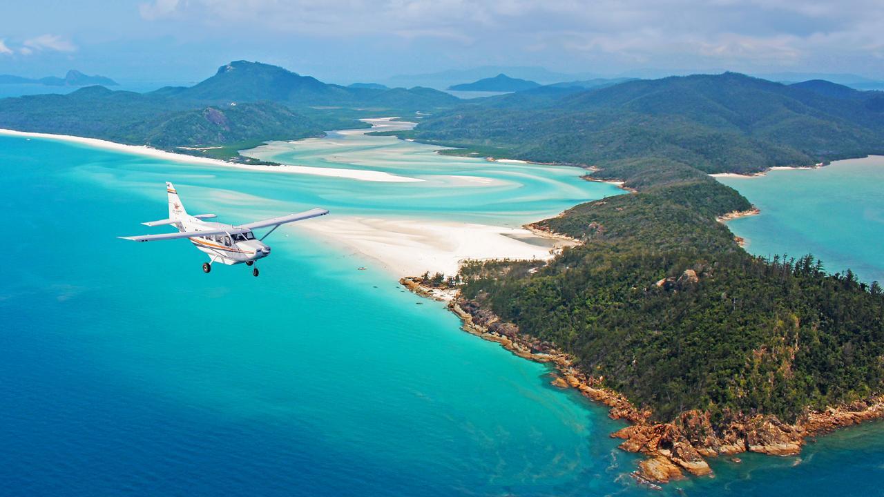 Reef & Island Scenic Flight