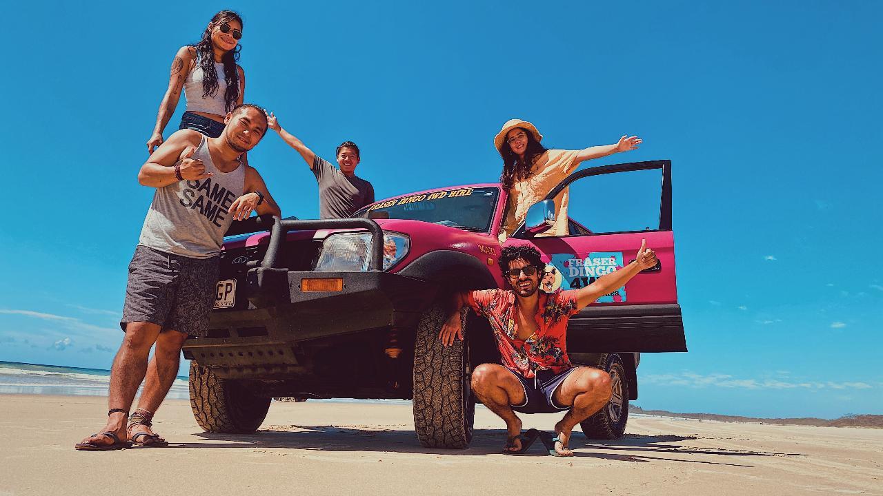 Fraser Island 4wd Hire - 3 Days