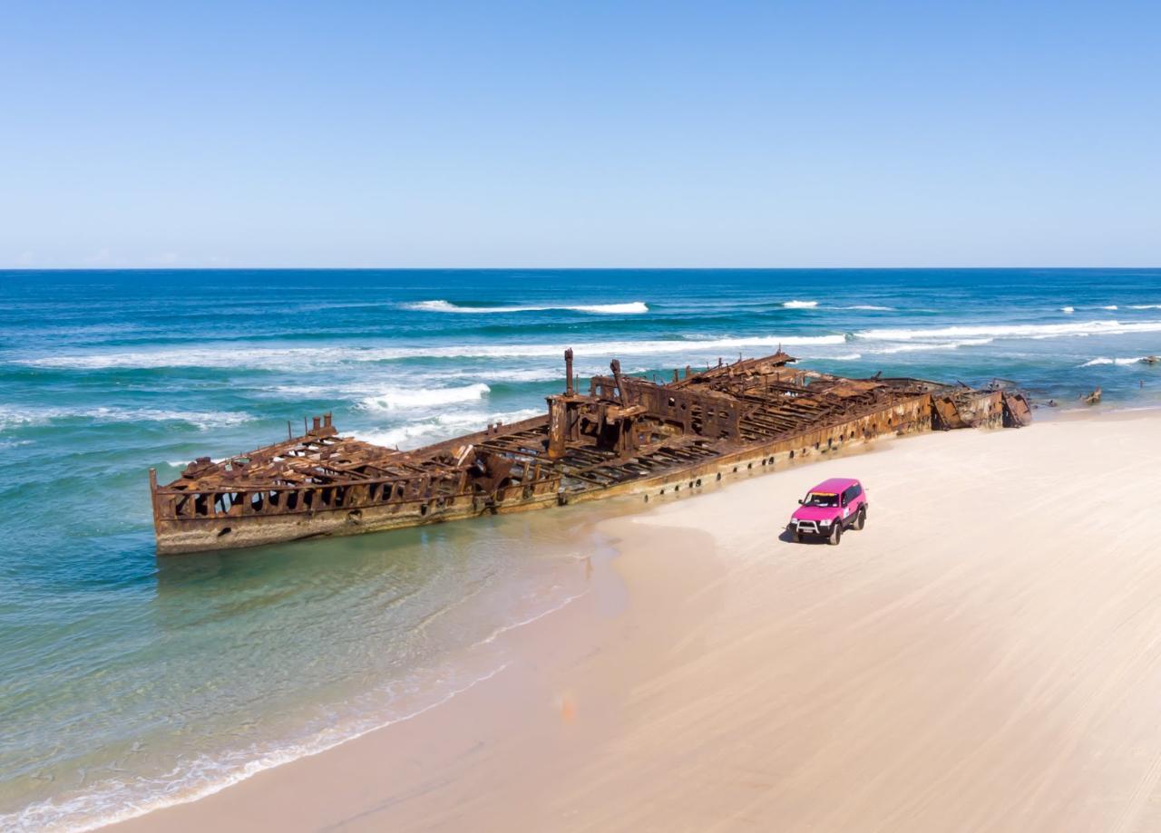Couples 4wd Camper – 4 Days (Fraser Island)