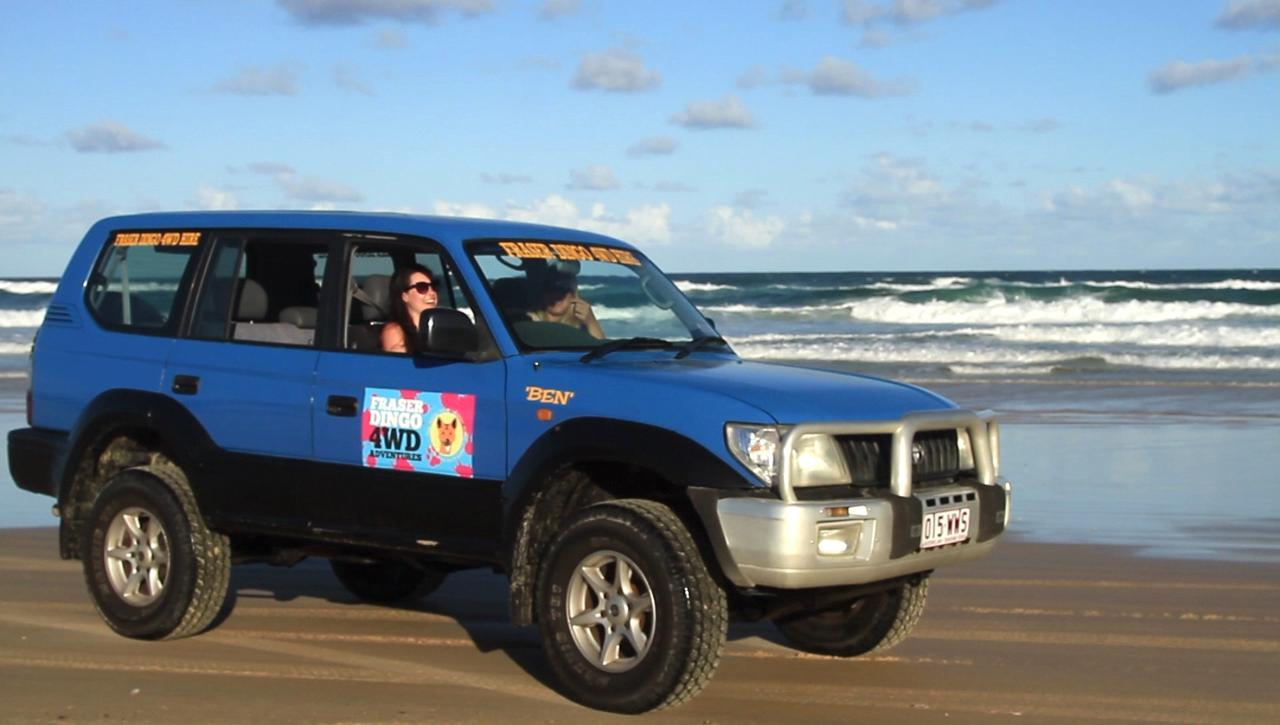 Fraser Island 2 Day 4wd Hire - 2 persons