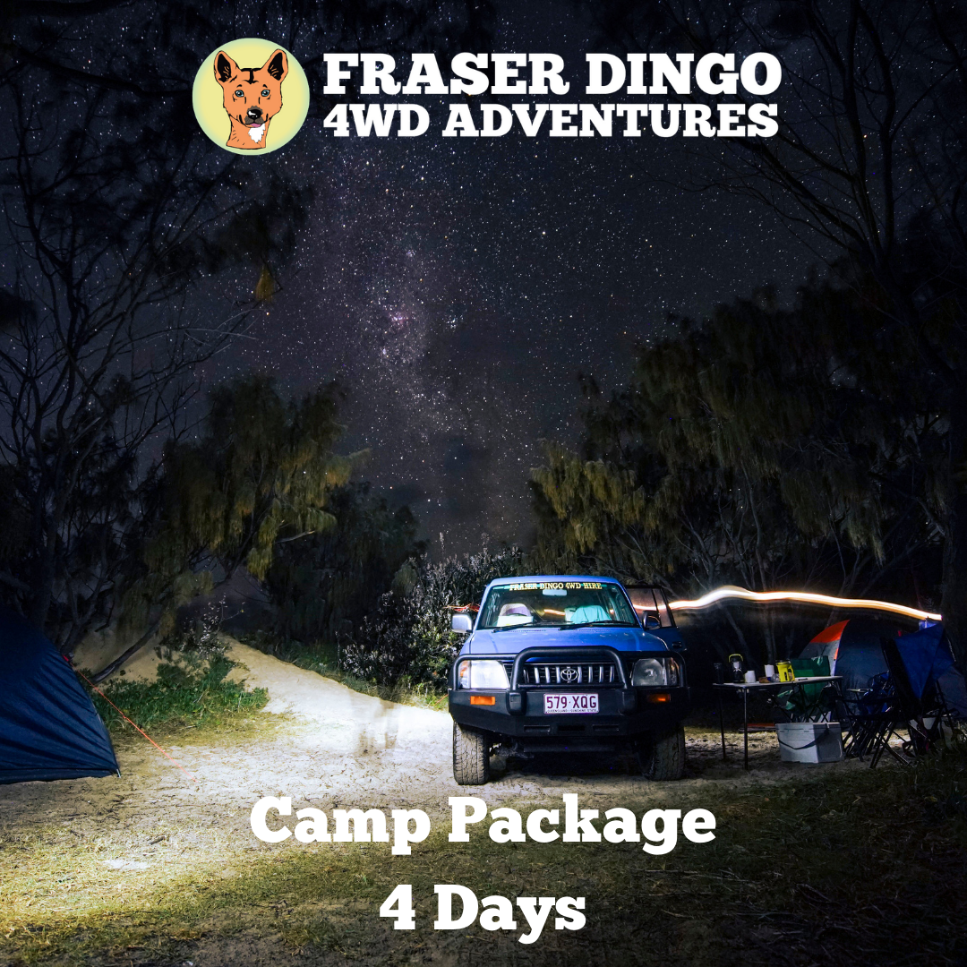 Camp Package 4 days