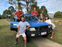 Fraser Island Group 4wd Hire - 4 Days