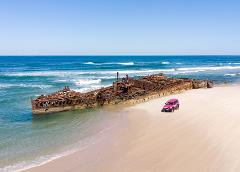 1 Day 4wd Hire (Fraser Island)