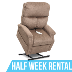 (Half Week Rental) Lift Chair