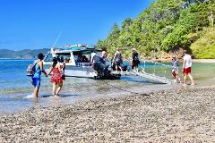 Bay of Islands Day Cruise & Island Tour // 5 Hours