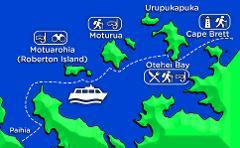 Paihia Island Shuttle / Ferry