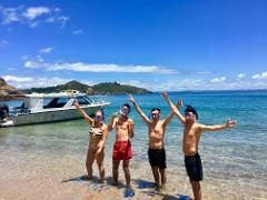 Afternoon Cruise & Island Tour // 3 Hours