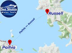 Russell to Paihia // Late Ferry