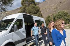 Wine Hopper Bus